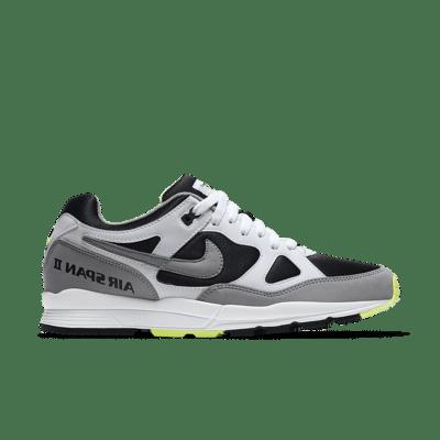 Nike Air Span 2 'White & Dust' White/Volt/Black/Dust AH8047-101