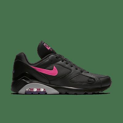 Nike Air Max 180 'Black & Pink Blast' Black/Wolf Grey/Pink Blast AQ9974-001