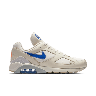 Nike Air Max 180 'Desert Sand & Racer Blue' Desert Sand/Total Orange/Racer Blue AQ9974-002