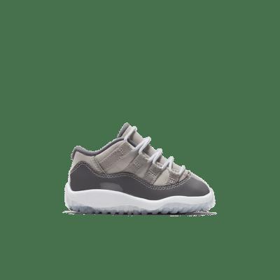Air Jordan 11 Low 'Cool Grey' Medium Grey/Gunsmoke/White 505836-003