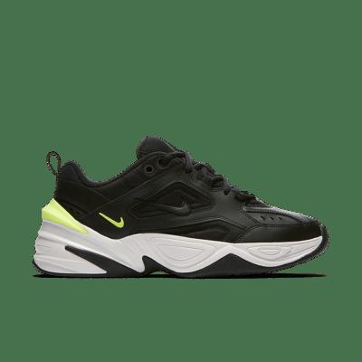 Nike Women's M2K Tekno 'Black & Volt' Black/Phantom/Volt/Black AO3108-002