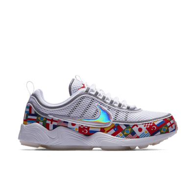Nike Air Zoom Spiridon 'White & Multicolour' White/Multi-Colour AO5121-100