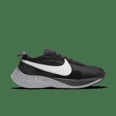 Nike Moon Racer 'Black & White & Wolf Grey' Black/Wolf Grey/Dark Grey/White AQ4121-001