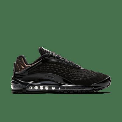 Nike Air Max Deluxe 'Triple Black' Black/Dark Grey AV2589-001