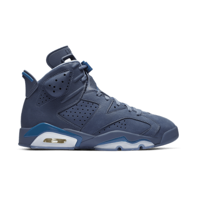 Air Jordan 6 'Diffused Blue & Court Blue' Diffused Blue/Diffused Blue/Court Blue 384664-400
