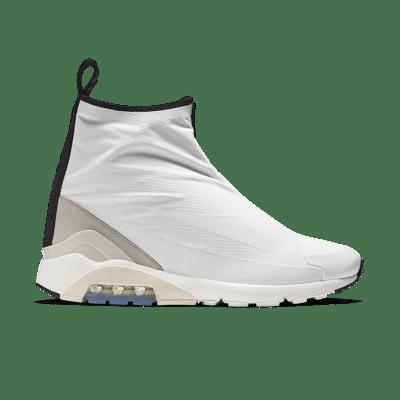 Nike Air Max 180 Hi 'Ambushu00ae' White/Pale Grey/Light Bone/White BV0145-100