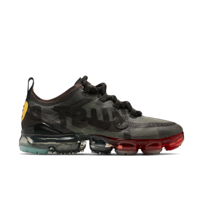 Nike Women's Air VaporMax 2019 Green Mist/Velvet Brown/Stadium Green/Light Beige Chalk CD7001-300