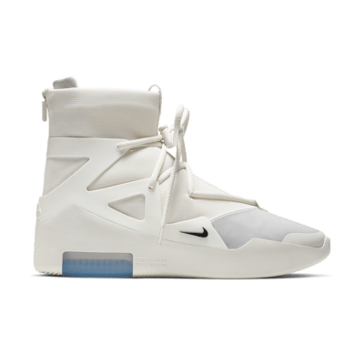 Nike Air Fear of God 1 'Sail' Sail/Sail/Black AR4237-100