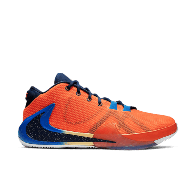 Nike Zoom Freak 1 'All Bros' Total Orange/White/Photo Blue/Midnight Navy BQ5422-800