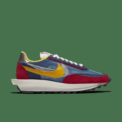 Nike LDWaffle Sacai 'Varsity Blue and Varsity Red and Del Sol' Varsity Blue/Varsity Red/Black/Del Sol BV0073-400