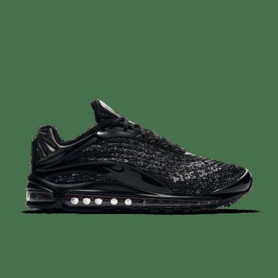 Nike Air Max Deluxe Skepta 'Black & Deep Red' Black/Deep Red/Black AQ9945-001