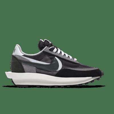 NikeLab sacai x Nike LDWaffle 'Black' Black BV0073-001