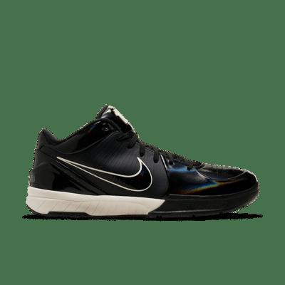 Nike Undefeated x Kobe IV Protro 'Black Mamba' Black/Multi-Colour CQ3869-001