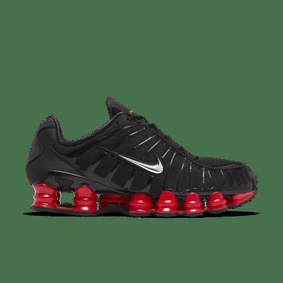 Nike SK SHOX TL 'Skepta' Black/University Red/Black CI0987-001