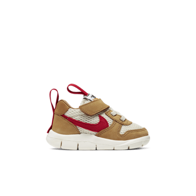 Nike Toddler Mars Yard 2.0 'Sport Red/Maple' Natural/Maple/Sport Red BV1036-100