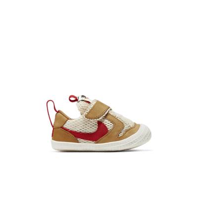 Nike Babies' Mars Yard 2.0 'Sport Red/Maple' Natural/Maple/Sport Red CD6722-100