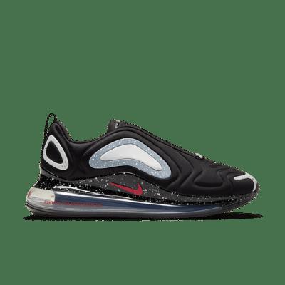 NikeLab Air Max 720 Undercover 'Black/University Red' Black/University Red CN2408-001