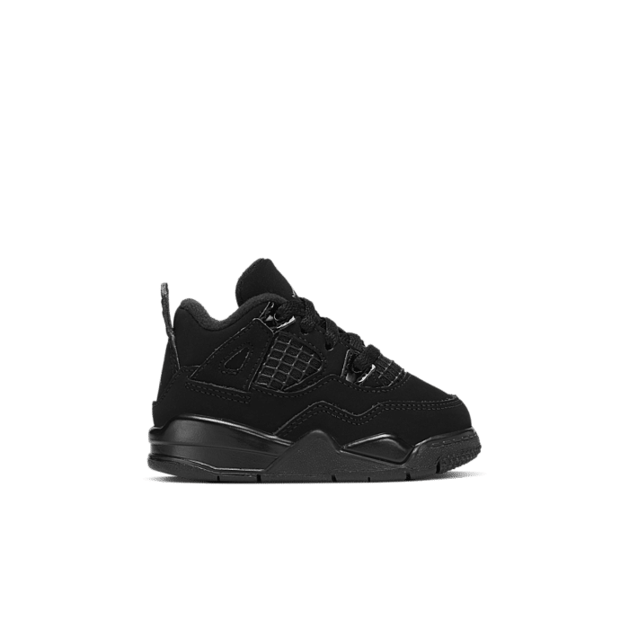 Air Jordan IV 'Black Cat' Black/Light Graphite/Black BQ7670-010