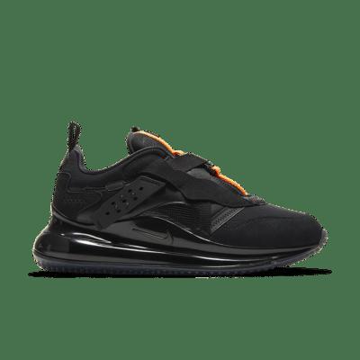 Nike Air Max 720 Slip OBJ 'Black' Black/Total Orange/Black DA4155-001