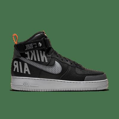 Nike Air Force 1 Under Construction Black CQ0449-001