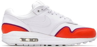 Nike Wmns Air Max 1 SE Overbranded White  881101-102