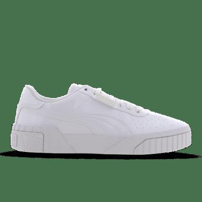 Puma Cali Patent White 370139 01