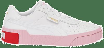 Puma Cali sportschoenen Wit / Roze 369155_02