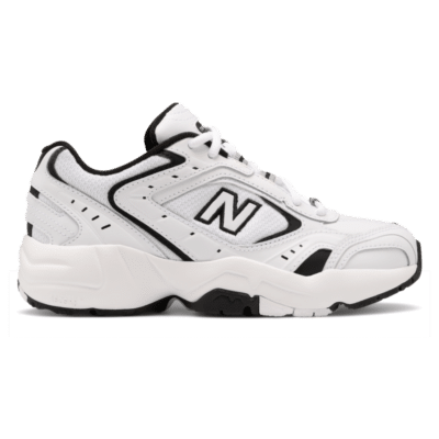 Damen New Balance 452 White/Black WX452SB