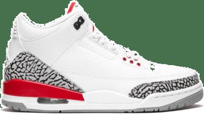 Jordan 3 Retro 'Katrina' White 136064-116