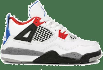 Jordan Brand Jordan 4 Retro (Ps) White BQ7669-146
