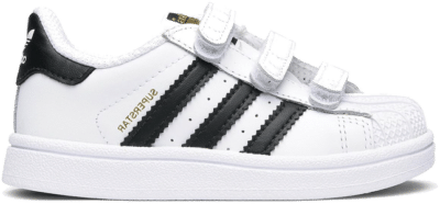 adidas Superstar Velcro White BZ0418