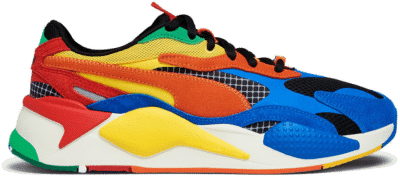 Puma RS-X 3 Puzzle X Rubiks Yellow 37342801