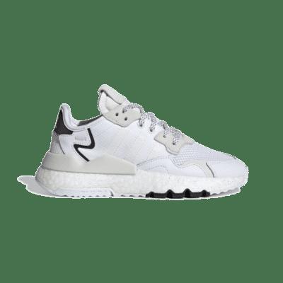 adidas Originals Nite Jogger White EE6482