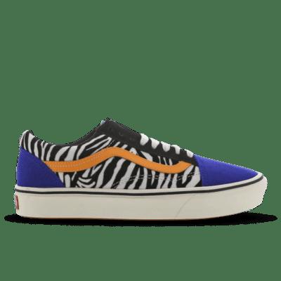 Vans UA ComfyCush Old Skool (Tiny Cheetah) Black  VN0A3WMAVWS1