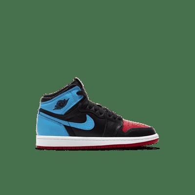 Jordan 1 Retro High UNC Chicago Leather (PS) CU0449-046