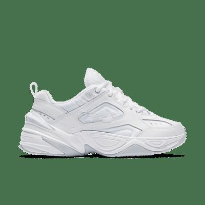 Nike M2K Tekno White Pure Platinum (W) AO3108-100