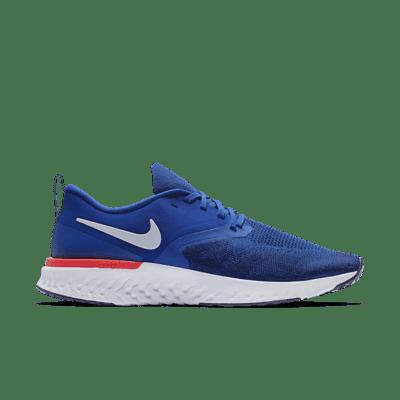 Nike Odyssey React Flyknit 2 Indigo Force AH1015-400