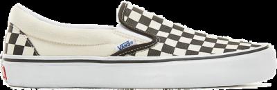 Vans Slip-On Pro Checkerboard Black White VN0A347VAPK