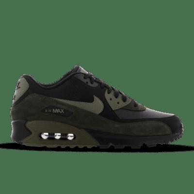 Nike Air Max 90 Leather Black 302519-014