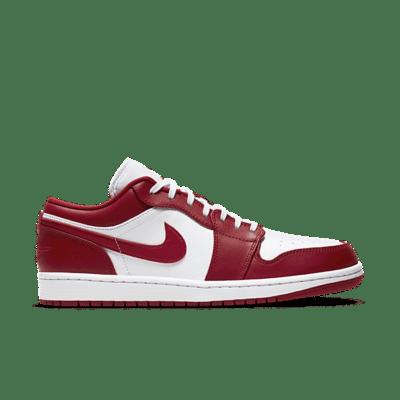 Jordan 1 Low Red 553558-611