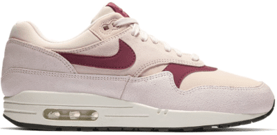 Nike Wmns Air Max 1 Premium Barely Rose 454746-604