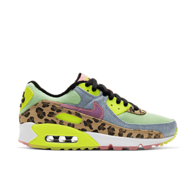 "Nike Air Max 90 LX ""Illusion Green"" CW3499-300"