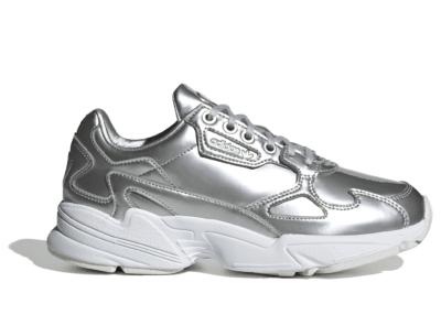 adidas Falcon w Silver FV4317