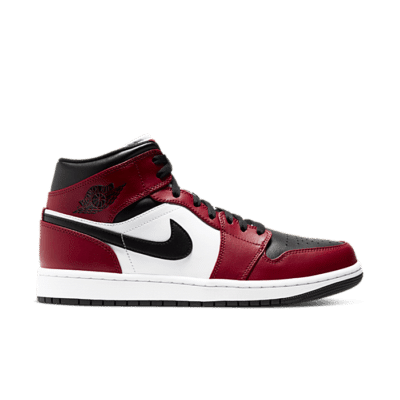 Jordan 1 Mid Black 554724-069
