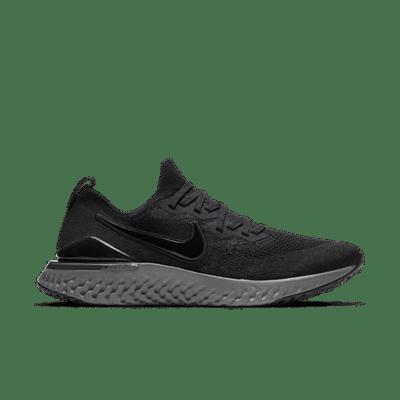Nike Epic React Flyknit 2 Black Anthracite BQ8928-001