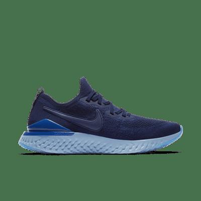 Nike Epic React Flyknit 2 Blue Void BQ8928-400
