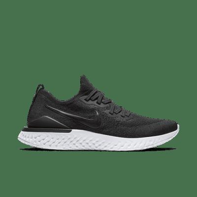 Nike Epic React Flyknit 2 Black White BQ8928-002