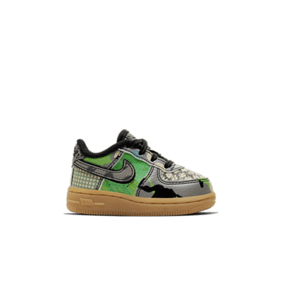Nike Force 1 (Td) As Qs Green CV2417-002