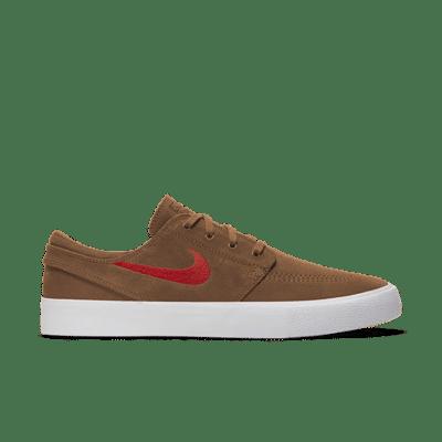 Nike SB Zoom Stefan Janoski Canvas RM Light British Tan AQ7475-204