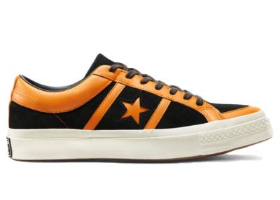 Converse One Star Academy Low Collegiate Suede Russet Orange 167137C